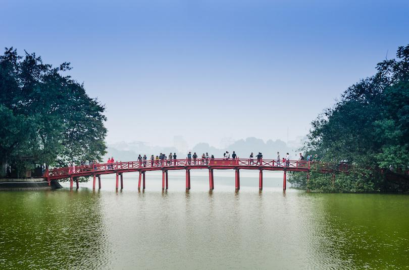 Danau Hoan Kiem