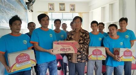 Indonesia tăng cường công tác bảo hộ và sớm đưa ngư dân về ăn Tết