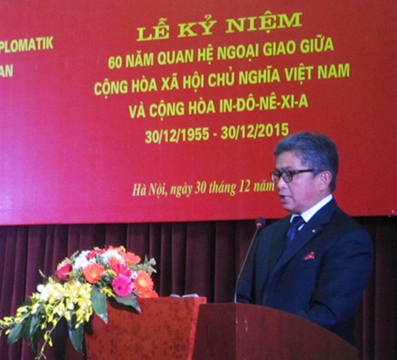 Kỷ niệm 60 năm ngày Việt Nam – Indonesia thiết lập quan hệ ngoại giao: Quan hệ Đối tác chiến lược sẽ giúp nâng tầm Cộng đồng ASEAN