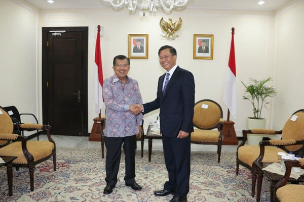 Indonesian Vice President Jusuf Kalla: Leaders and people of Indonesia attaches great importance to relations with Vietnam
