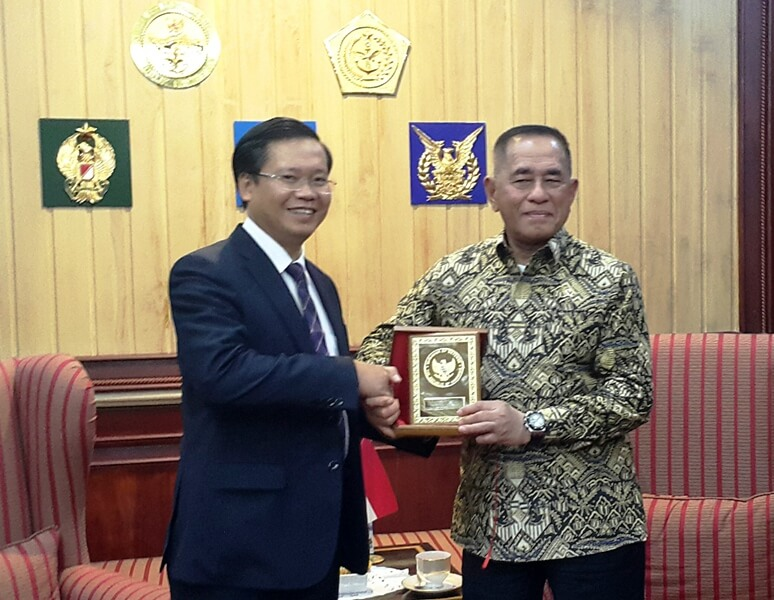 Pillar's important strategic partner Vietnam - Indonesia