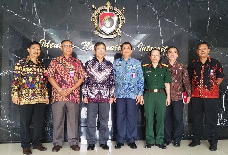 Thúc đẩy hợp tác với Đại học Quốc phòng, Indonesia