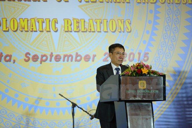 Việt Nam-Indonesia 60 năm không ngừng hợp tác cùng phát triển
