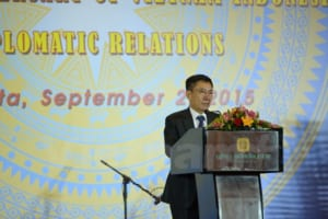 Vietnam-Indonesia 60 years of constant cooperation for development