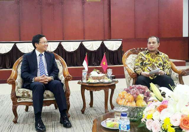 Vietnam – Indonesia cooperation in construction and rural development