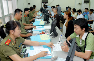 Vietnam Immigration Department