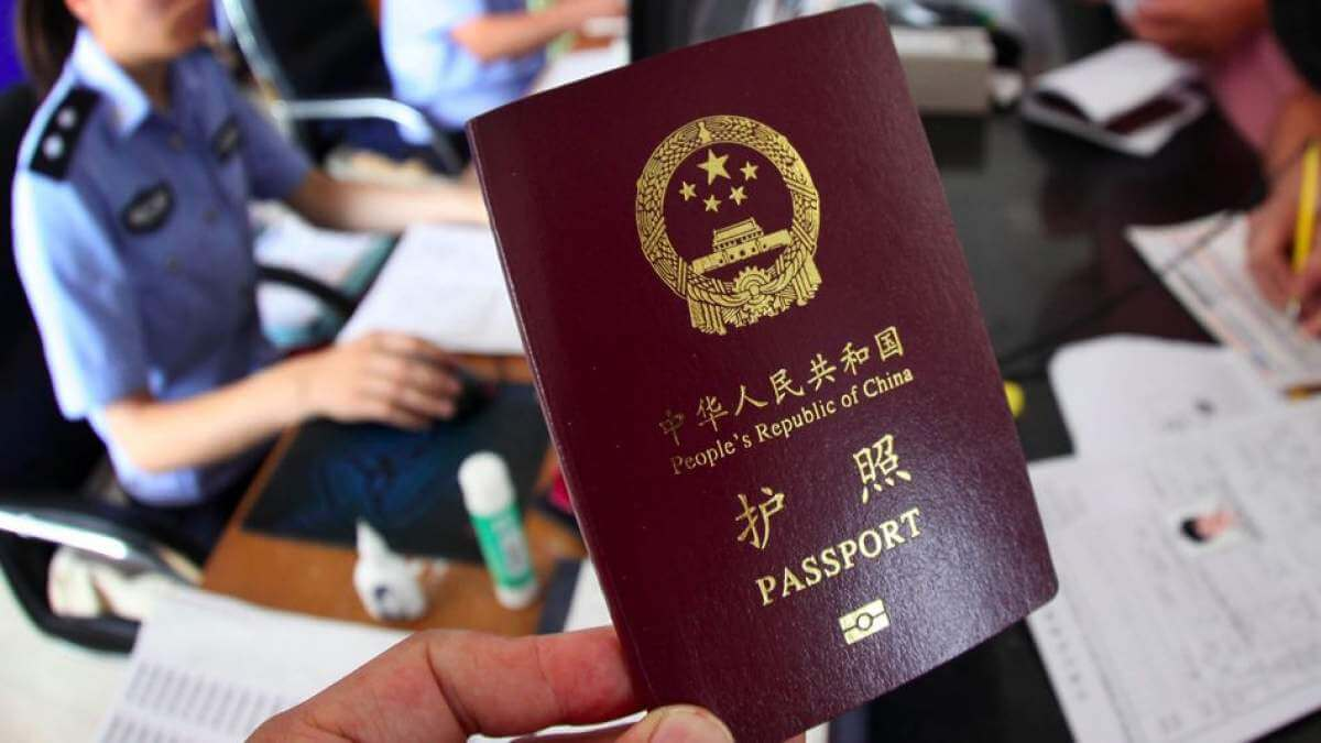 Vietnam visa requirement for Chinese passport holders