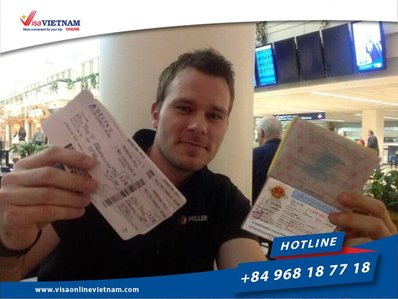 Is it easy to apply Vietnam visa in Australia?