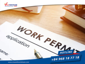 What are requirements when Australian citizens apply for Work Permit?