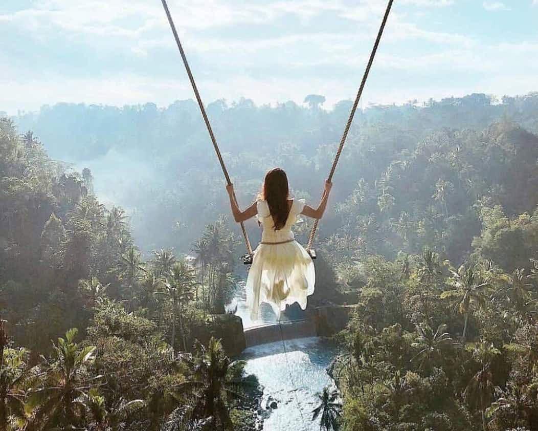 """""""Đi Đu Đưa Đi"""" Với Trò Chơi Bali Swing Đảm Bảo Hết Buồn"""