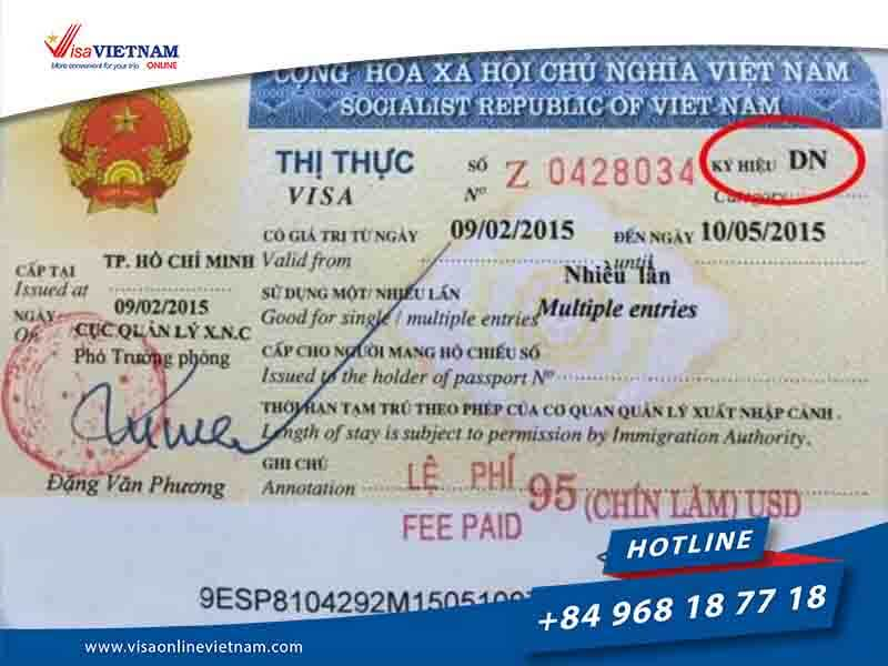 How to apply for Vietnam Business visa in China?