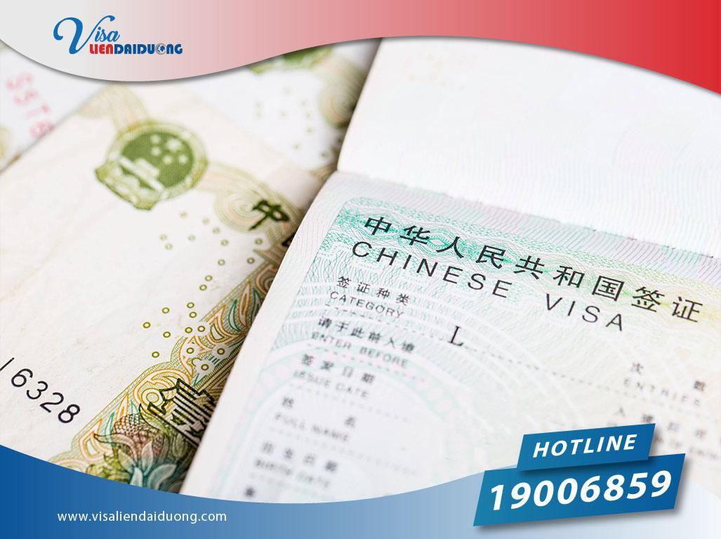 đi Trung Quốc có cần visa không