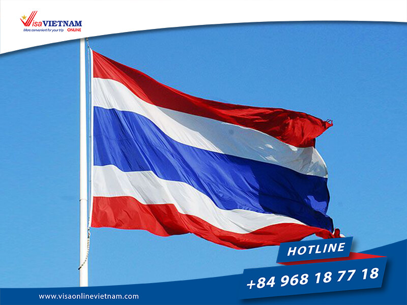 What are requirements of Vietnam visa from Thailand?