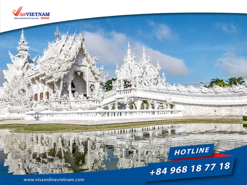 Service fees of Vietnam visa from Thailand