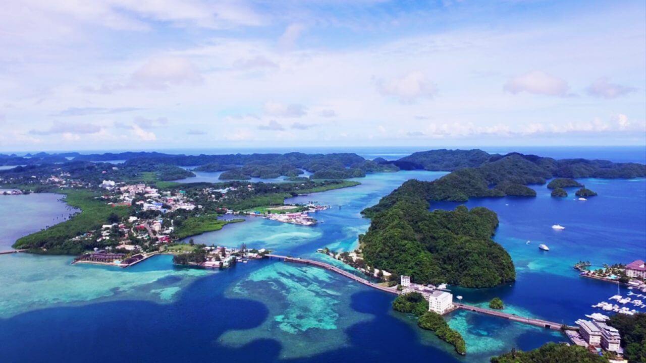Du lịch Palau: Mang vali lên đi tìm thiên đường giữa Thái Bình Dương