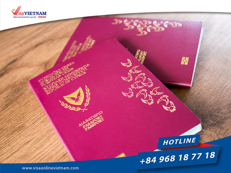 How to get Vietnam visa on arrival from Cyprus?