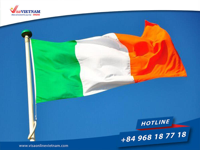 How to apply for Vietnam visa on arrival in Ireland?