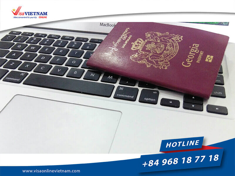 How to get Vietnam visa on arrival from Georgia?