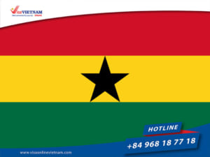 How to apply for Vietnam visa on arrival in Ghana?