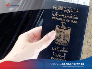 How to apply for Vietnam visa on Arrival in Iraq?