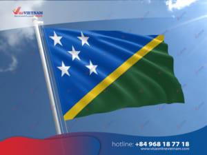 How to get Vietnam visa on Arrival from Solomon Islands?