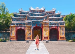 Hue is a must-go destination