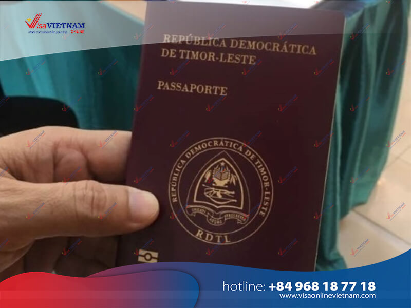 How to apply for Vietnam visa on Arrival in Timor-Leste?