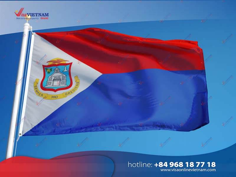 How to get Vietnam visa on Arrival from Sint Maarten?