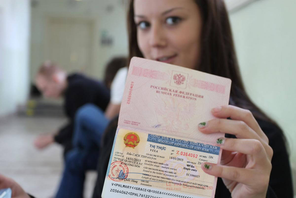 [MỚI] Thủ tục gia hạn visa cho người nước ngoài tại Việt Nam