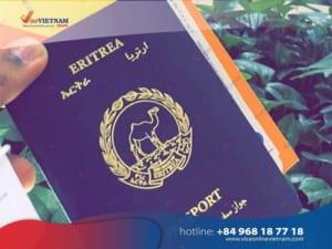 How to apply for Vietnam visa in Eritrea? - تأشيرة فيتنام في إريتريا