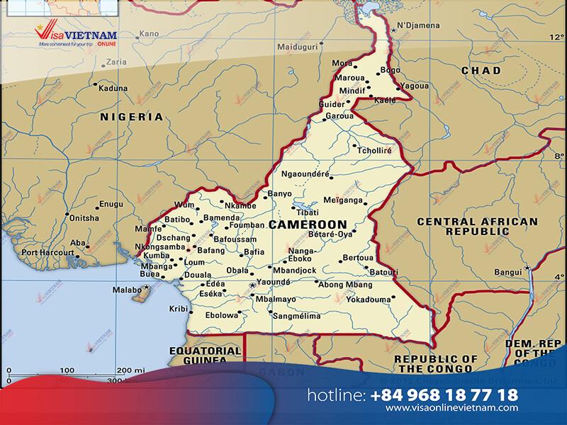 How to get Vietnam visa from Cameroon? – Visa Vietnam au Cameroun