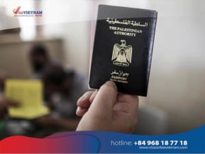 How to apply for Vietnam visa in Palestine? - تأشيرة فيتنام في فلسطين