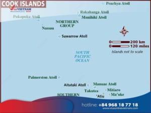 How to get Vietnam visa from Cook Island? - Vietnam visa i nga Kuki Airani